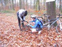 Sortie du 16 novembre 2008 - Action réparation
